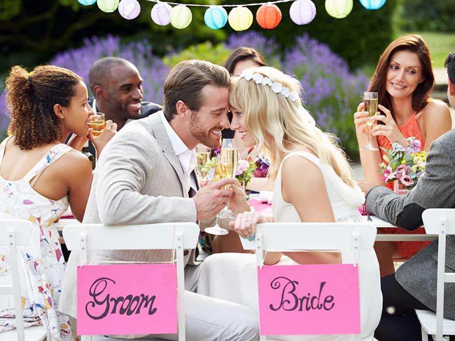 Hochzeiten.